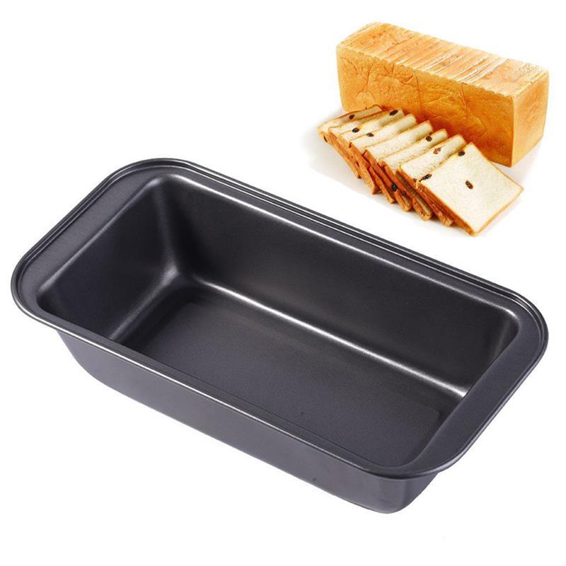 De Cozimento Pan pão Toast Baking Bandeja de Bolo Pão Mold Fabricante de moldes de Aço Carbono Aço Carbono Bolo Pan Molde de Pão Maker