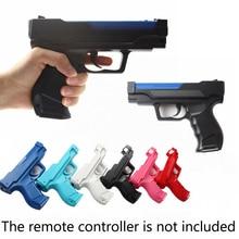 Light Gun Pistole griff Schießen Sport Video Spiel für Wii Remote Controller vibration pistole für W-i-i spiel griff