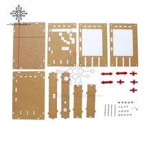 Nouvelle boîte en acrylique transparente, boîte pour boîte pour DSO138 2.4