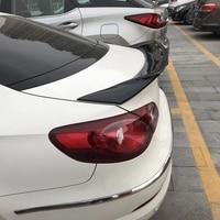 R Style ABS rear roof spoiler lip wings for Volkswagen VW Passat CC Sandard 2009-2016