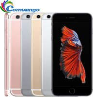 Unlocked  Original Apple iPhone 6S 2GB RAM 16/64/128GB ROM  IOS Dual Core 4.7'' 12.0MP Camera A9 4G LTE cell phone iphone6s