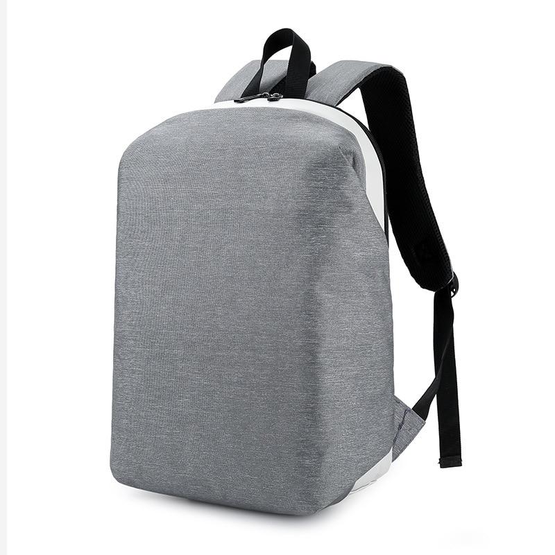 Bolso antirrobo de marca, mochila de 15,6 pulgadas para hombres y mujeres, moda y ocio, mochila impermeable para ordenador portátil, bolso antirrobo