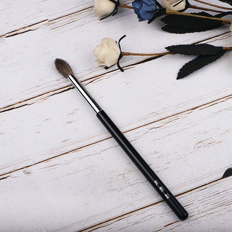 Mi Destiny el nuevo pincel de mezcla cónica profesional-perfecta sombra de ojos licuadora suave de cabra y ardilla Belleza del cabello herramienta de maquillaje
