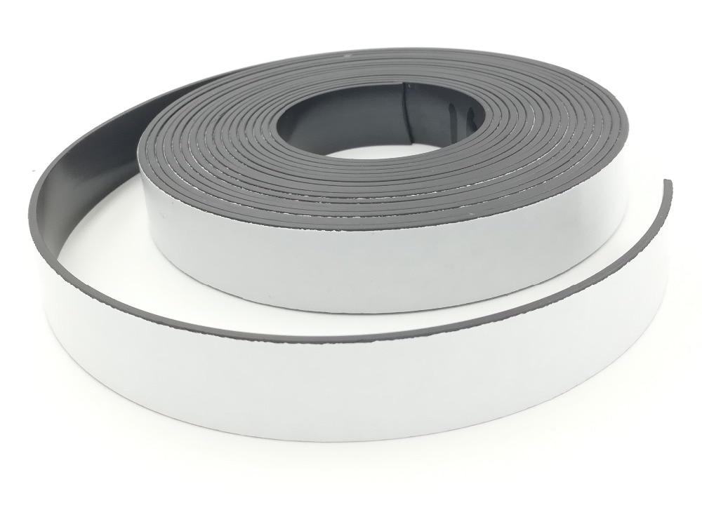 1M 1,5mm goma autoadhesiva banda magnética imán Flexible DIY cintas