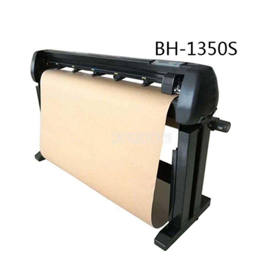 BH-1350S الملابس الملابس نمط استنسل القلم الرسم الراسمة CAD نمط جهاز طبع إلكتروني عرض 120 سنتيمتر تغذية الورق التلقائي
