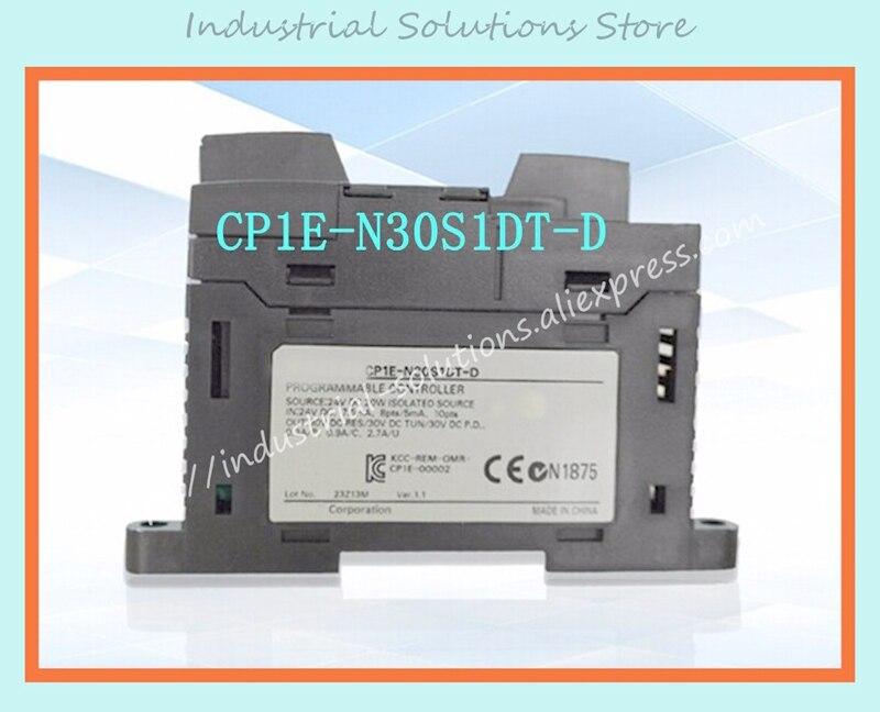 Neue Original Programmierbare CONTROLLER CP1E-N30S1DT-D CP1E-N40S1DT-D CP1E-N60S1DT-D PLC waranty 1 jahr