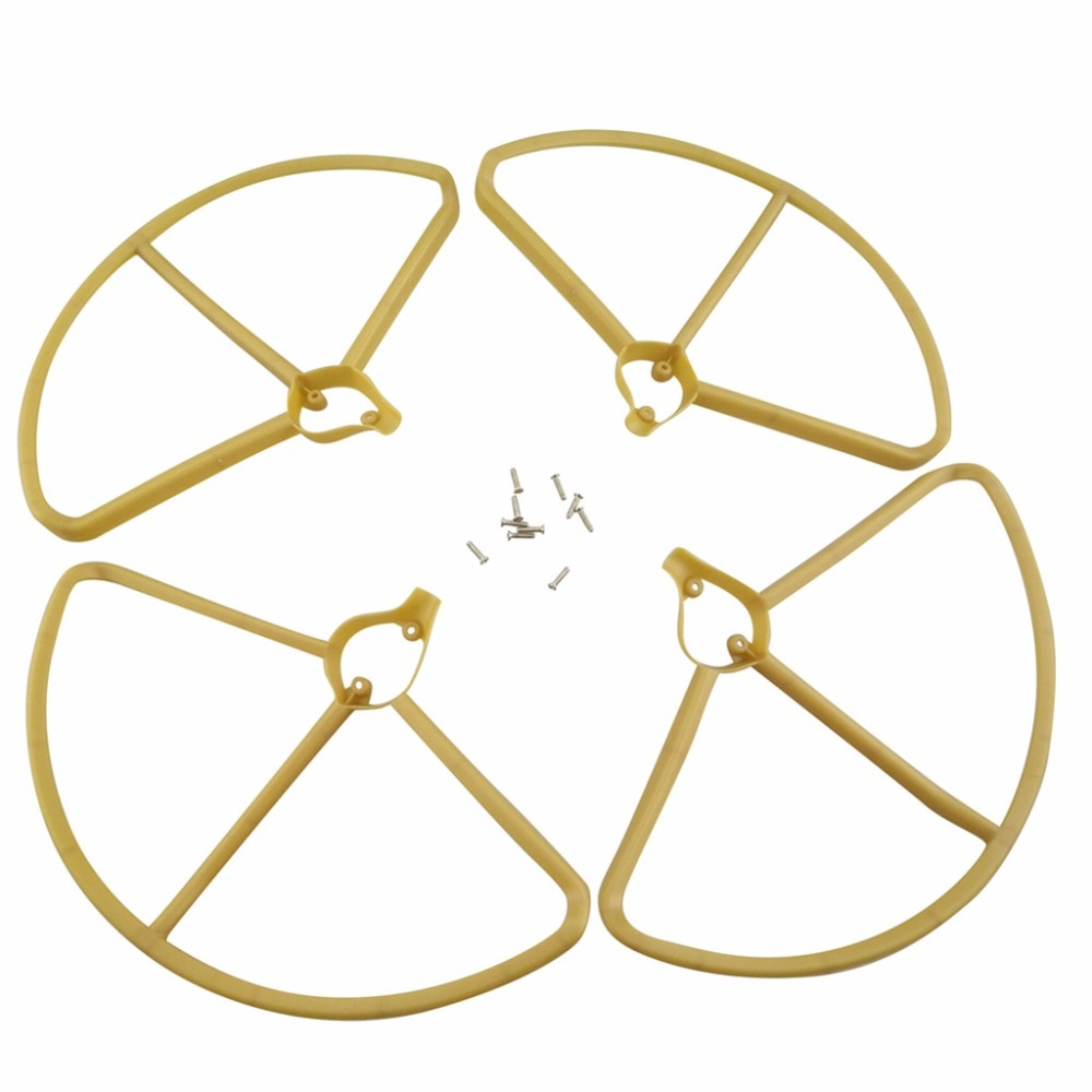 Защитное кольцо для квадрокоптера Hubsan H501S H501A/H501C/H501M/H501S W/H501S pro, 4 шт.