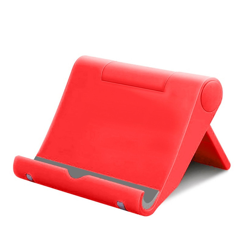 CARPRIE plegable 360 Universal cama escritorio montaje soporte para teléfono iPad Tablet Multi-color teléfono móvil titular 90718