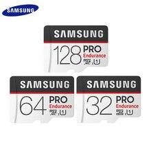 SAMSUNG tarjeta de memoria tarjeta Micro SD PRO resistencia 100MBs 128 32GB 64GB SDXC SDHC Clase 10 tarjeta TF TARJETA DE C10 UHS-I Trans Flash tarjeta