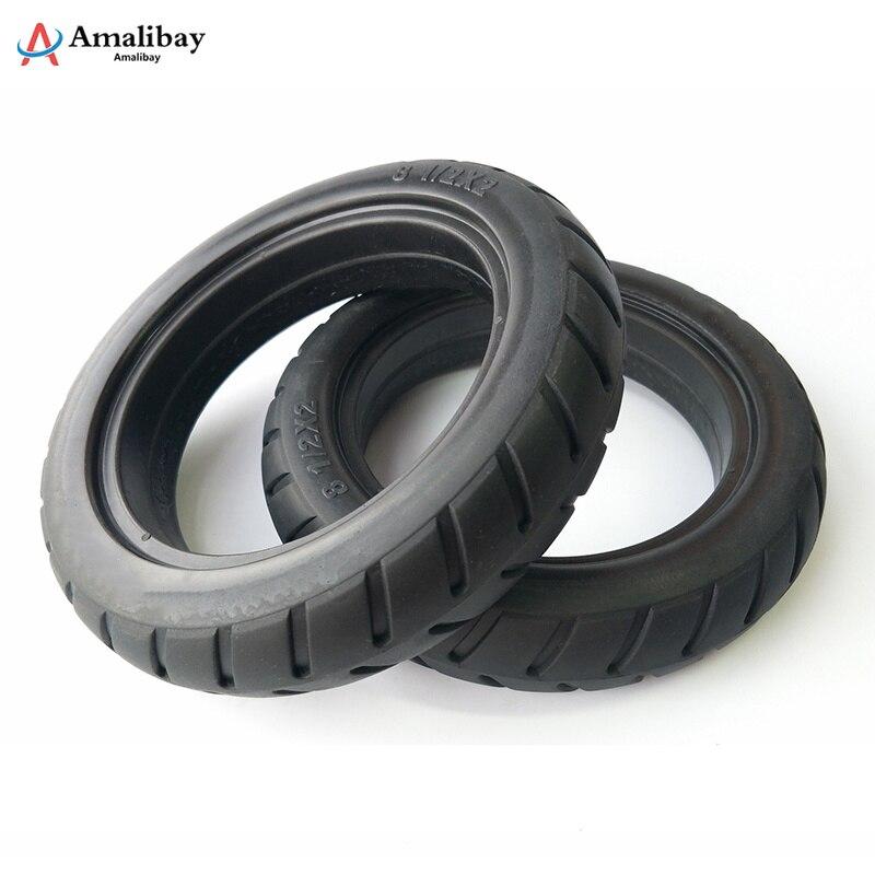 Amalibay 8,5 zoll Reifen für Xiaomi Pro Mijia M365 Elektrische Roller 8 1/2x2 Skateboard Rad Vorne hinten Reifen Xiaomi Roller Teile