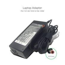 19.5 V 6.15A 120 W PA-1121-04 36200226 PA-1121-16 Adaptateur secteur pour Lenovo B305 C300 C305 C320 C325 A600 Y650 Y710 chargeur pour ordinateur portable