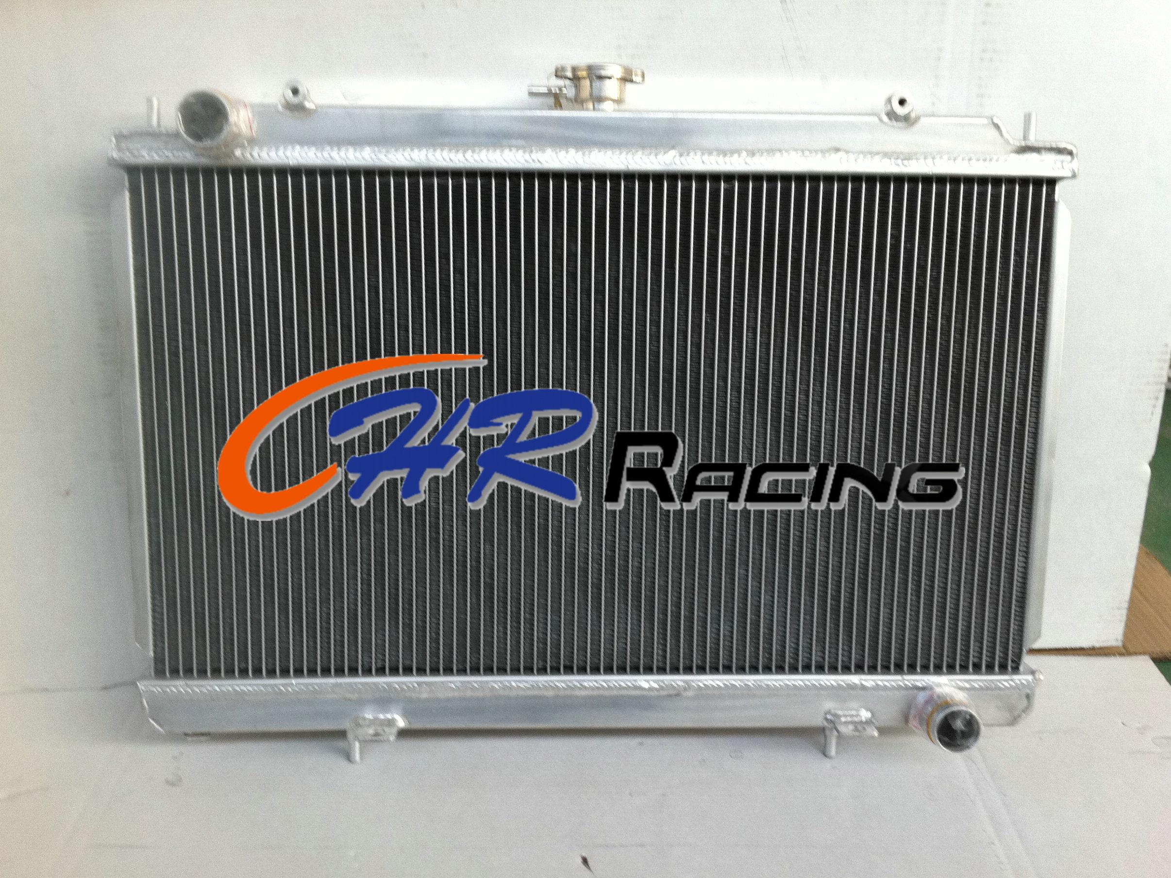 52 мм 3 алюминиевый радиатор с сердечником для Nissan Silvia S14 S15 SR20DET SR20