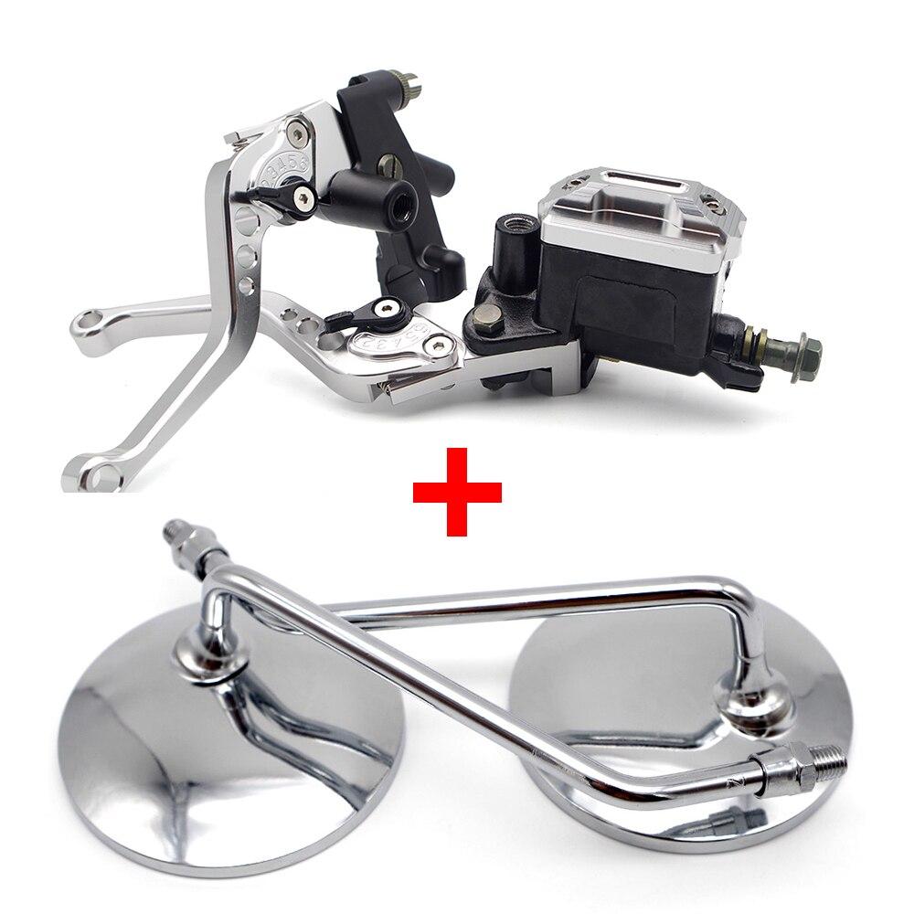 Honda pcx 125 için hornet cb600f grom cr250 vfr800 msx125 transalp crf 250 steed400 xr cbf600 maymun cb750 moto aksesuarları