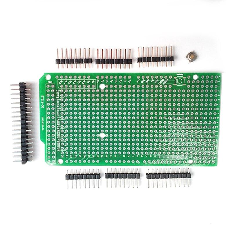 Печатная плата для Arduino MEGA 2560 R3, макетная плата для DIY