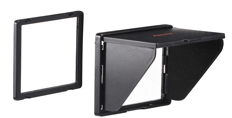 "3,0 ""pantalla emergente capucha protector de pantalla Lcd para Canon PowerShot SX530/SX520/SX510/SX500 cámara Digital"