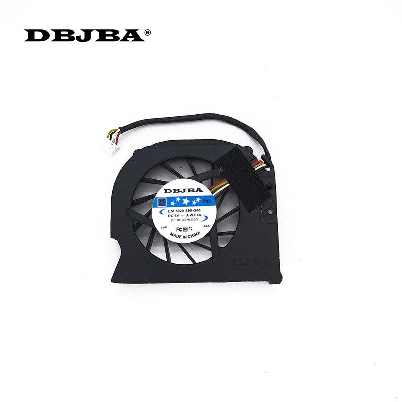 Laptop CPU cooling fan for HP Compaq 2510P ART3DOT2TATP063A 451731-001 FOX 3DOT2TATP063A Fan