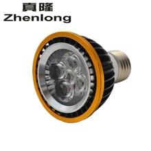 Led PAR lampe No-Dimmable AC110-220V E27 GU10 9 W 12 W 15 W spot Par20 Downlight blanc chaud/blanc froid/blanc