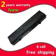 Batterie dordinateur portable pour Dell Latitude E5400 E5410 E5500 E5510 KM769 KM742 451-10616 312-0769 312-0762 6 cellules