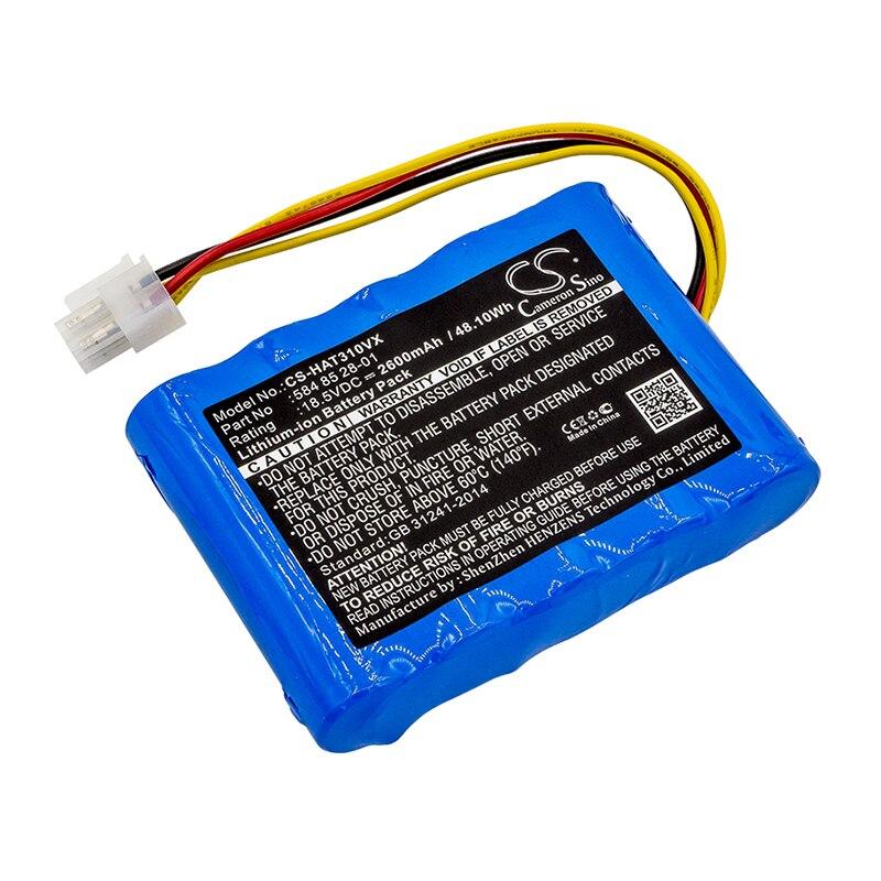Cameron Sino batería de 2600mah para GARDENA R160Li Sileno + para HUSQVARNA...