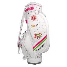 PGM Genuine Golf Sport Package Standard Caddy Women Golf Cart Bag Professional Ball Staff Airbag Bags D0641