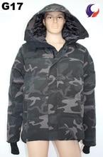 New Arrival 1:1 Top Quality Brand MANASEAMON Winter Warm Overcoat Goose Down Macmillan Parka Black Label Jacket for Men G17