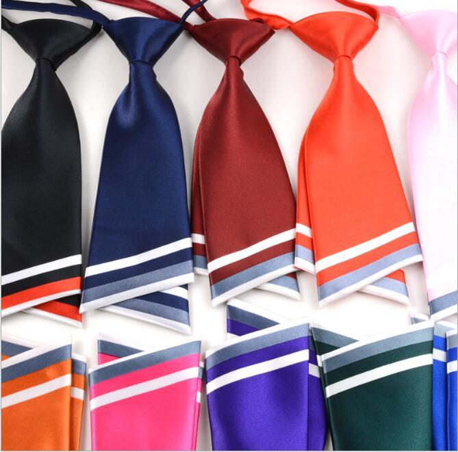 10Purple Neck Tie For Women Fashion Ties for Gravata Professional Uniform Neckties Female College Student Bank Hotel Staff Tie 5