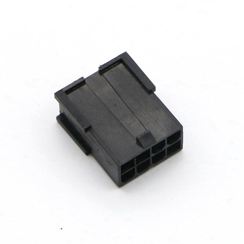 50 unids/lote 4,2mm 5559 GPU 8Pin PCI-E conector hembra.