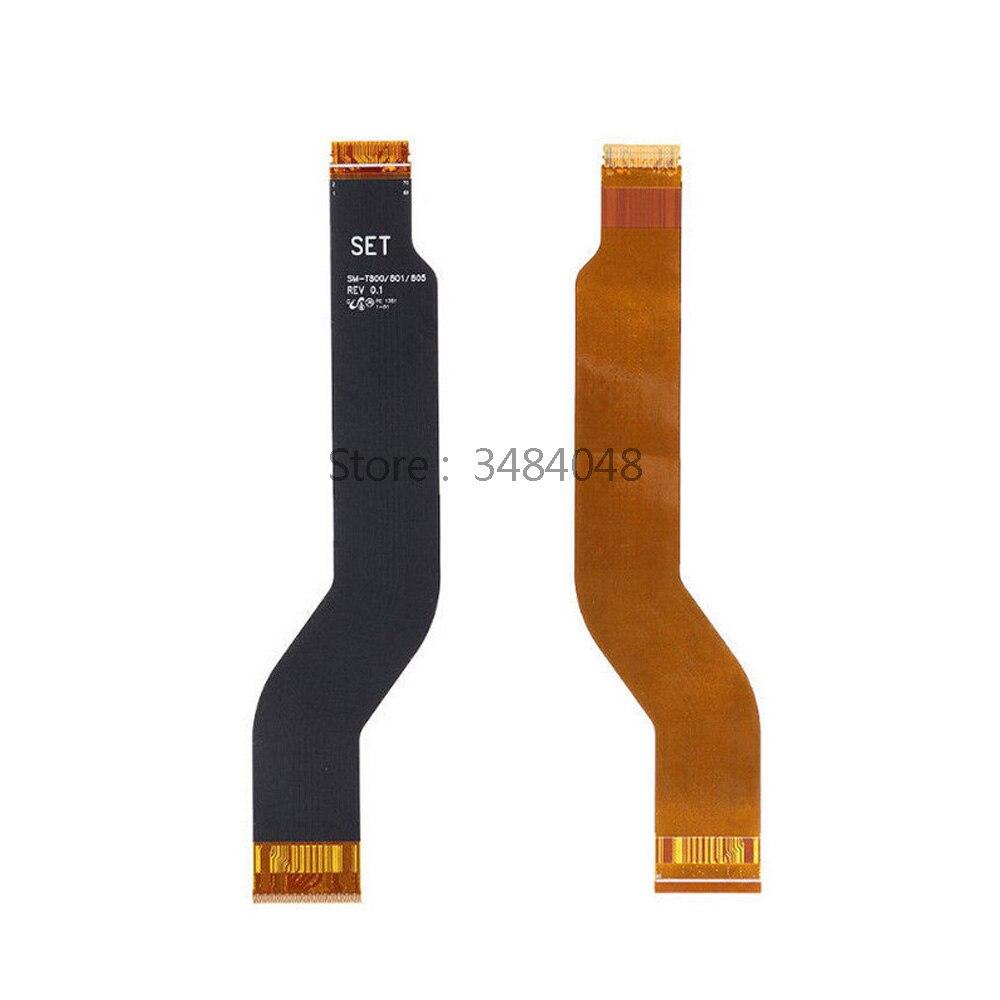 10 adet/grup Samsung Galaxy Tab S 10.5 Için T800 T801 T805 LCD Flex Kablo Şerit