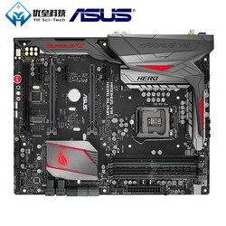 Оригинальная материнская плата Asus MAXIMUS VII HERO/ALPHA Intel Z170 LGA 1151 Core i7/i5/i3/Pentium/Celeron DDR4 ATX