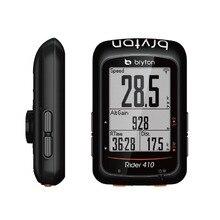 Bryton Rider 410E/410T sans fil GPS/ANT + BLE vélo vélo vélo ordinateur