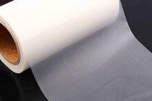 Toile blanche soluble dans leau de 22x10cm   Toile magique tissu point de croix 14ct, broderie deau pour les vêtements