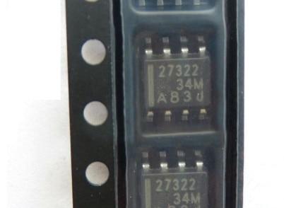Free shipping 10pcs/lot  UCC27322DR 27322 SOP-8