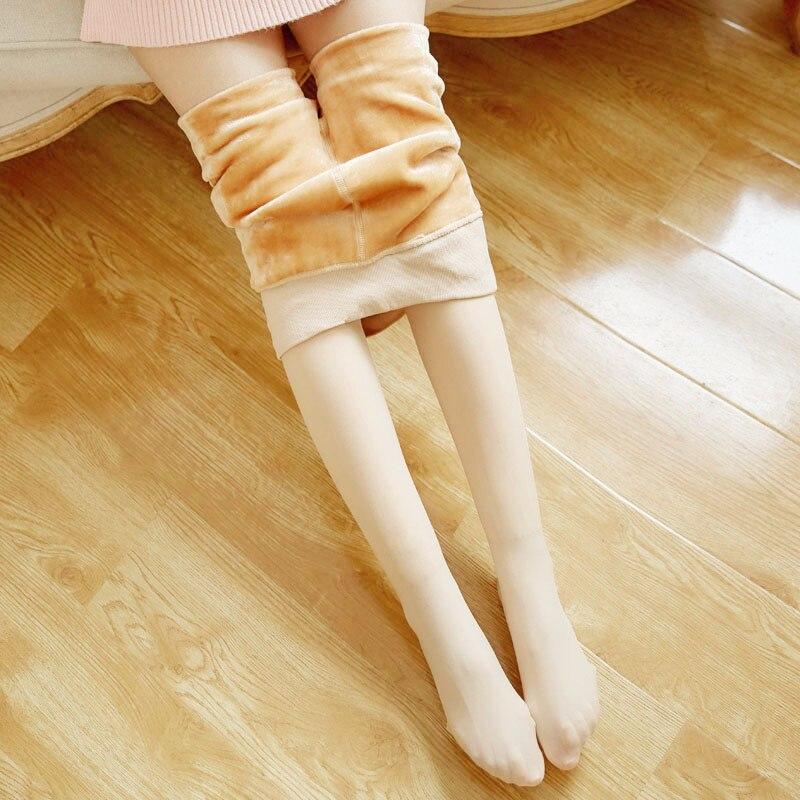 NEW Winter Women Tights Autumn Hosiery Collant Black Pantyhose Medias Nylon Tights Women Keep Warm Female Pantyhose Stockings
