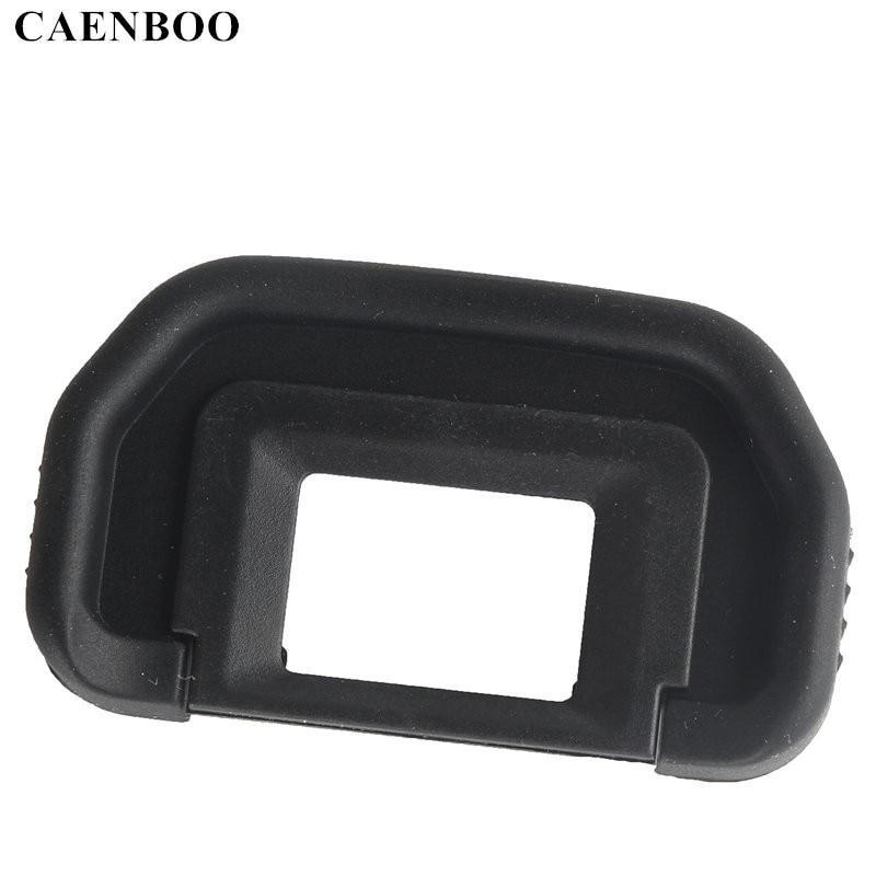 CAENBOO reemplazar EB EyeCup copa para ojo de goma visor ocular para Canon EOS 60D 50D 5D Mark II 5D2 40D 30D 20D 10D 1100D 1000D