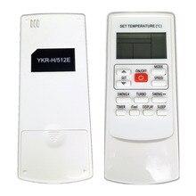 Original AC Remote Control YKR-H/512E For AUX SUPRA Air Conditioner