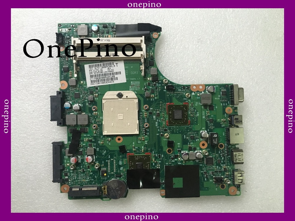 Placa base para ordenador portátil 611803-001 compatible con HP 625 325 425 CQ625 CQ425 probado en funcionamiento