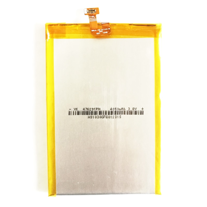 4000mAh BL-N4000 Replacement Battery For GN5001 GN5001S BL N4000 Baterij Batterie Cell Mobile Phone Batteries enlarge