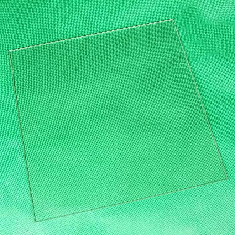 Funssor 3D drucker große-größe druck glas platte 300*300*3mm borosilikatglas heizung bett