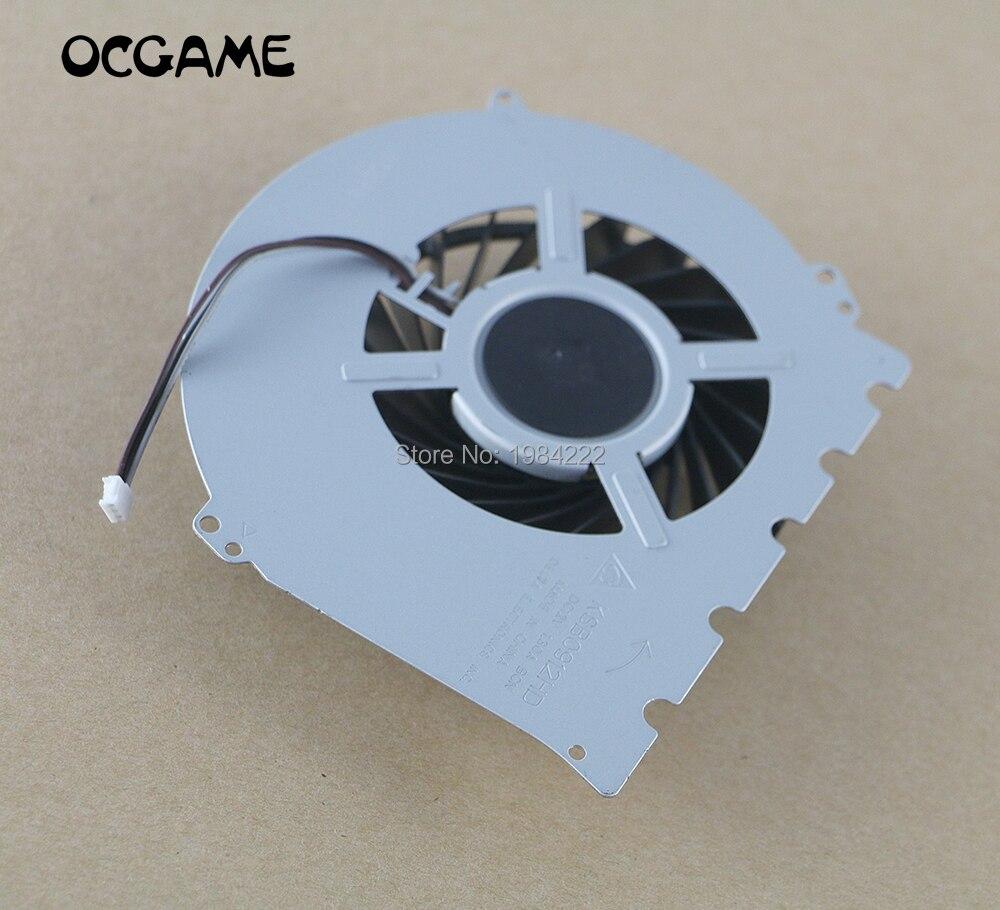 OCGAME reemplazo original KSB0912HD ventilador interno de refrigeración disipador de calor para PS4 Slim 2000