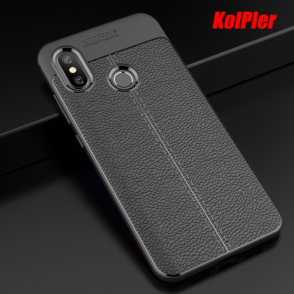 Luxury Slim Ultra Thin Soft Case For Xiaomi 8 Mi8 Back Cover shockproof Case For Xiaomi mi 8 TPU Sil
