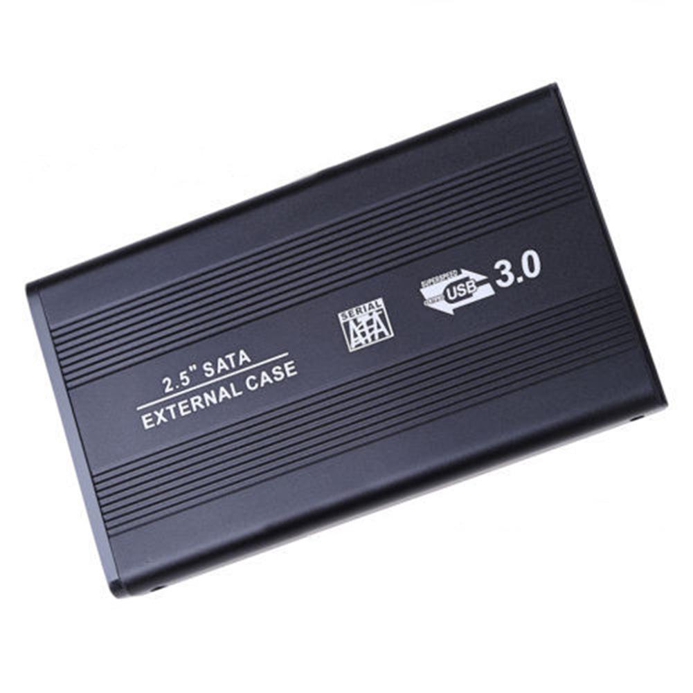 New USB 3.0 SATA 2.5 Inch Hard Drive External Enclosure HDD Mobile Disk Box Case