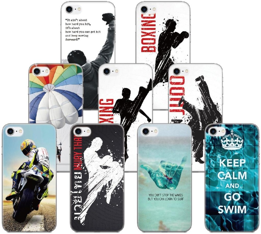 Sport Racing Phone Case For BQ Aquaris M5 E5 E6 M5.5 X5 Plus For Blackberry Z10 Z30 Q10 For Sony Xperia E4 C3 C4 Z L1 XZ Cover