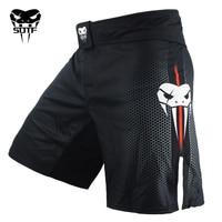 Шорты мужские быстросохнущие, дышащие боксерские шорты для фитнеса и бокса, тигровые Муай Тай, mma boxeo, черные синие