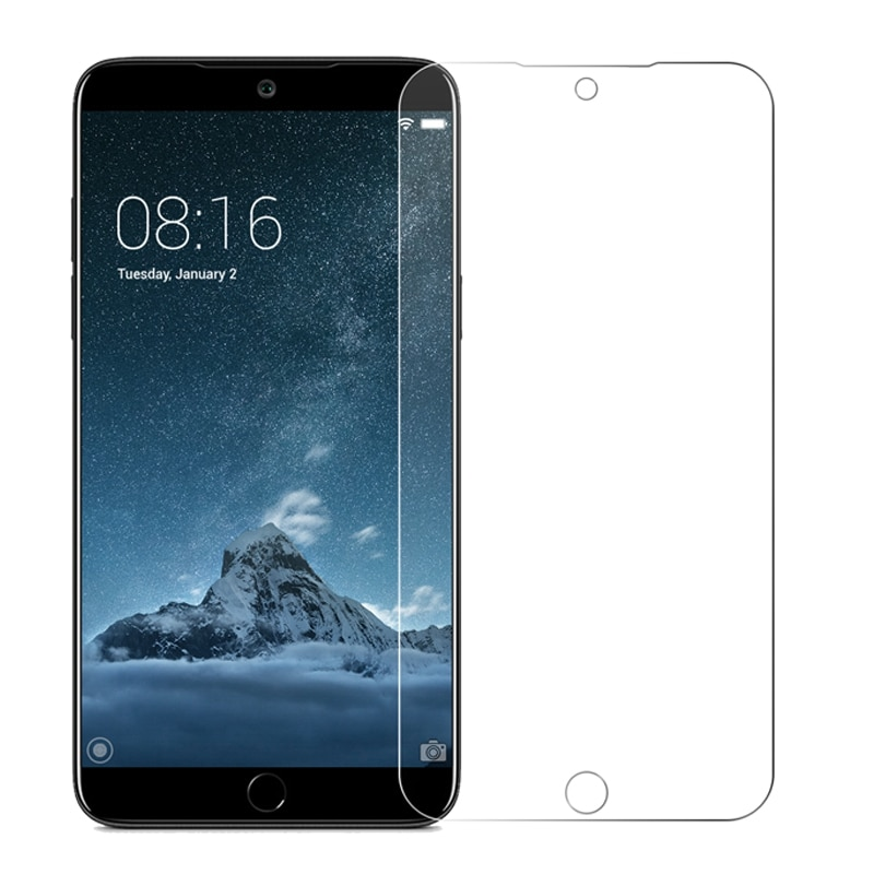 Protective Film for Meizu 15 Plus Screen Protector 2.5D 0.26mm 9H Protection Film for Meizu 15 Lite