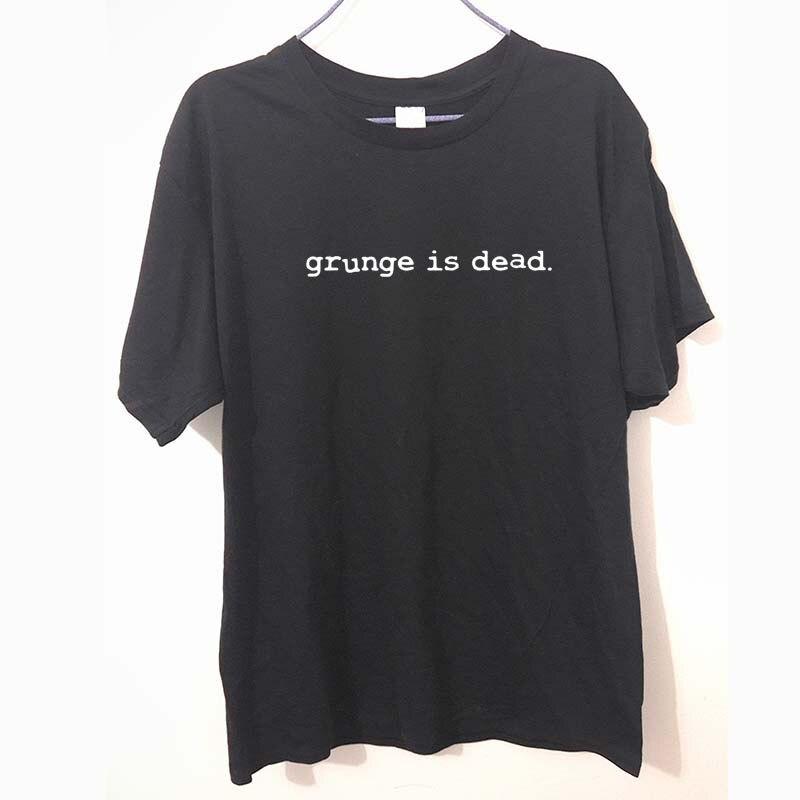 Новая летняя гранж мертвый Курт Кобейн, Нирвана 90s рок забавная Футболка мужская забавная хлопковая футболка с коротким рукавом Футболка camiseta