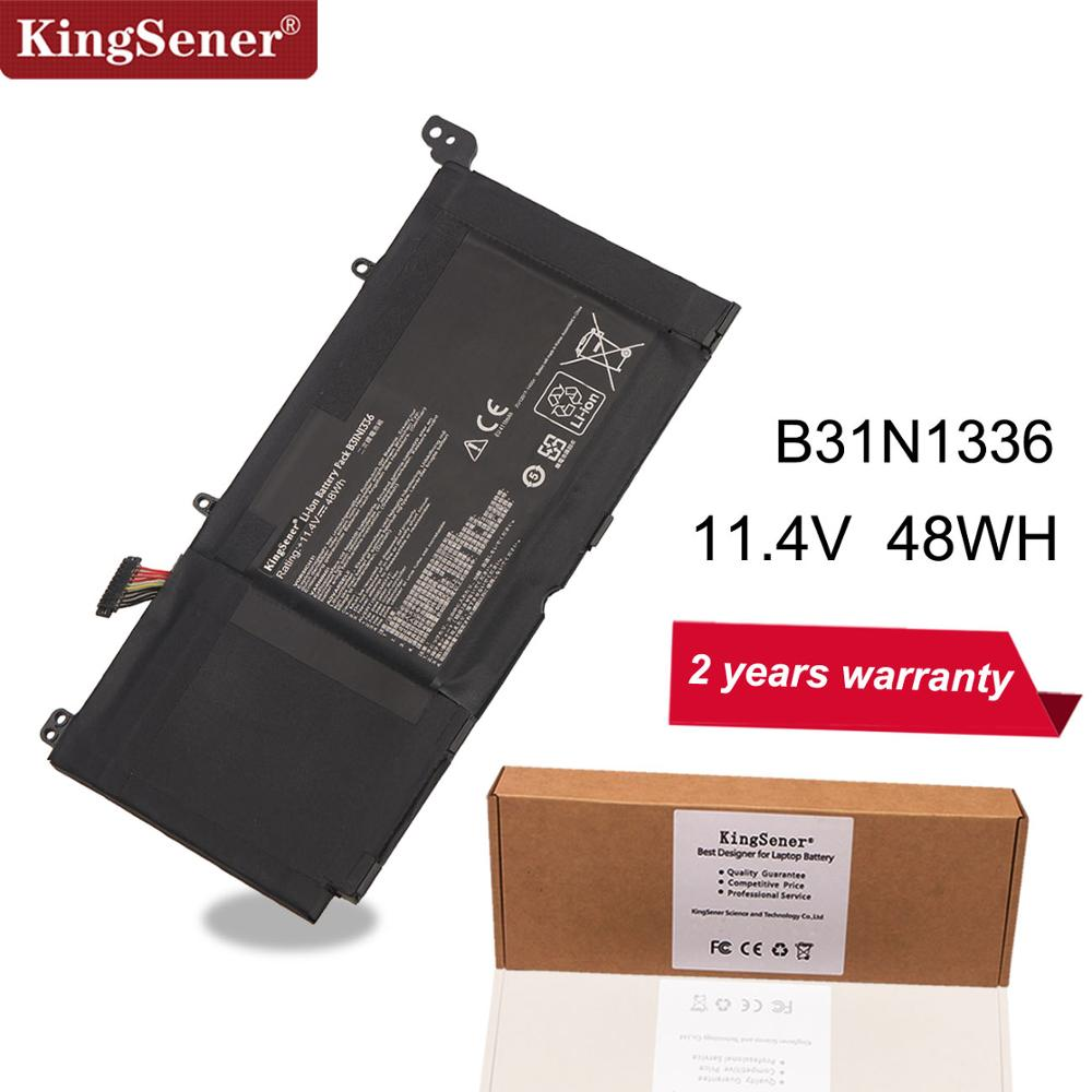 KingSener Neue B31N1336 C31-S551Laptop Batterie für ASUS VivoBook S551 S551LB S551LA R553L R553LN R553LF K551LN V551 V551LA
