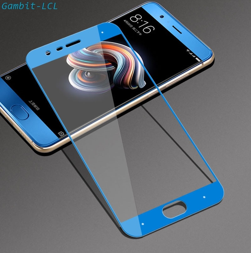 9H HD Tempered Glass For Xiaomi Mi Note 3 Full Cover 9H Protective film Screen Protector Glass FOR Xiaomi Mi Note3