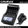 2018 Liitokala Lii-500 300 S1 NiMH зарядное устройство, 3,7 V 18650 18350 18500 17500 26650 1,2 V AA AAA 5 V Выход LCD зарядное устройство
