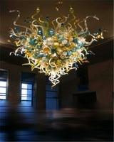 Decor home chandeliers hand brown chandelier lighting LR022