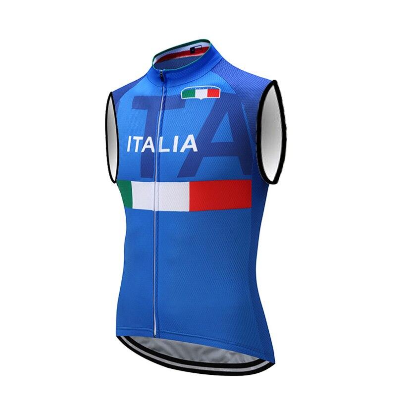Новинка 2018, мужская летняя команда, велосипедная Джерси, быстросохнущая одежда, итальянская велосипедная жилетка, Летний жилет, шорты с гелевой подкладкой, топы с короткими рукавами